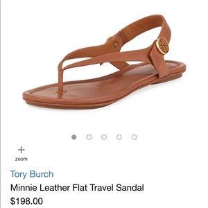 5af8b51a831d Tory Burch Shoes - ‼️SALE‼️Tory Burch Minnie Travel Sandal